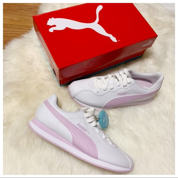 Puma Turin Ii Sneakers Winsome Orchid